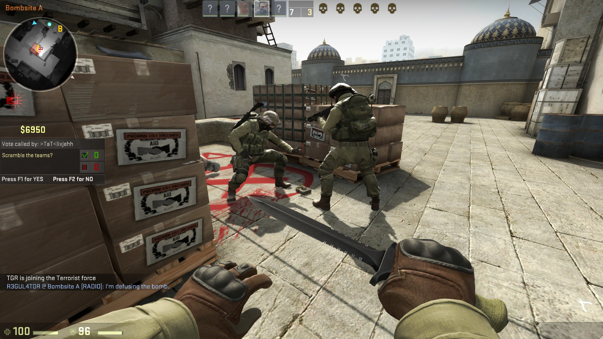 how to connect counter strike from csgo