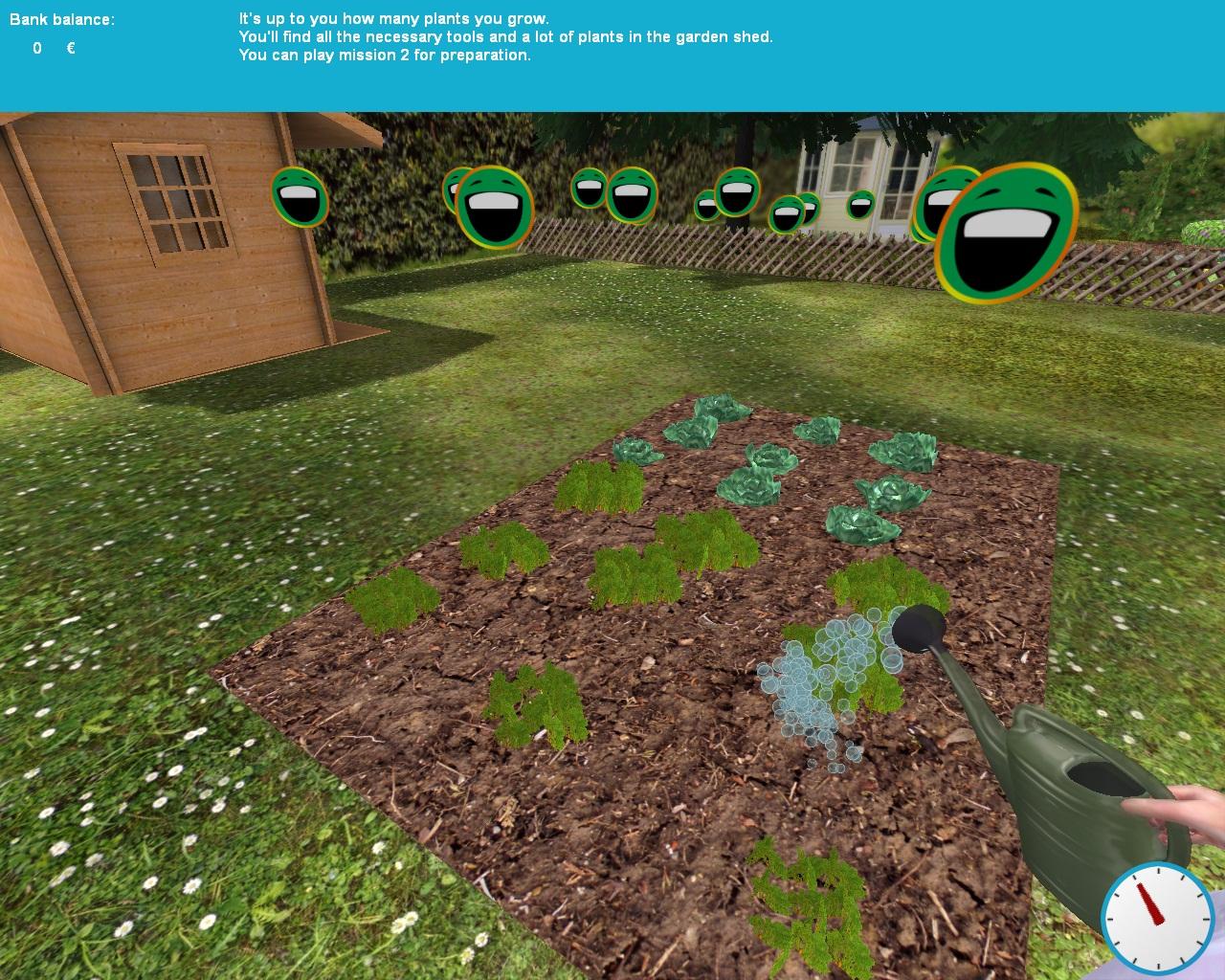 Garden Simulator Symulator Ogrodu Piotr
