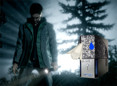 No Alan Wake. The PC Mourns
