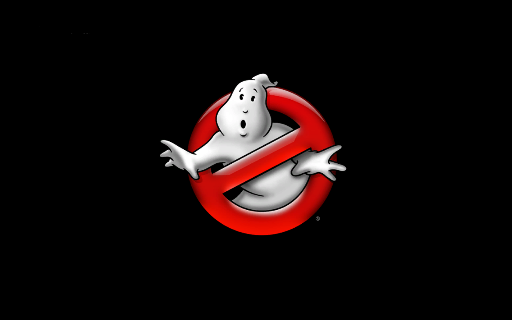 ghostbusters logo wallpaper viewing gallery