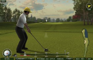 Tiger Woods Online - The Tee