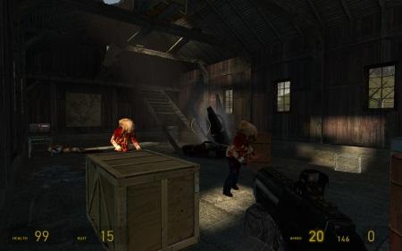 Half-Life 2 Zombies