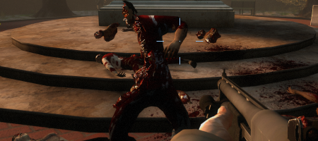 Gory Standing