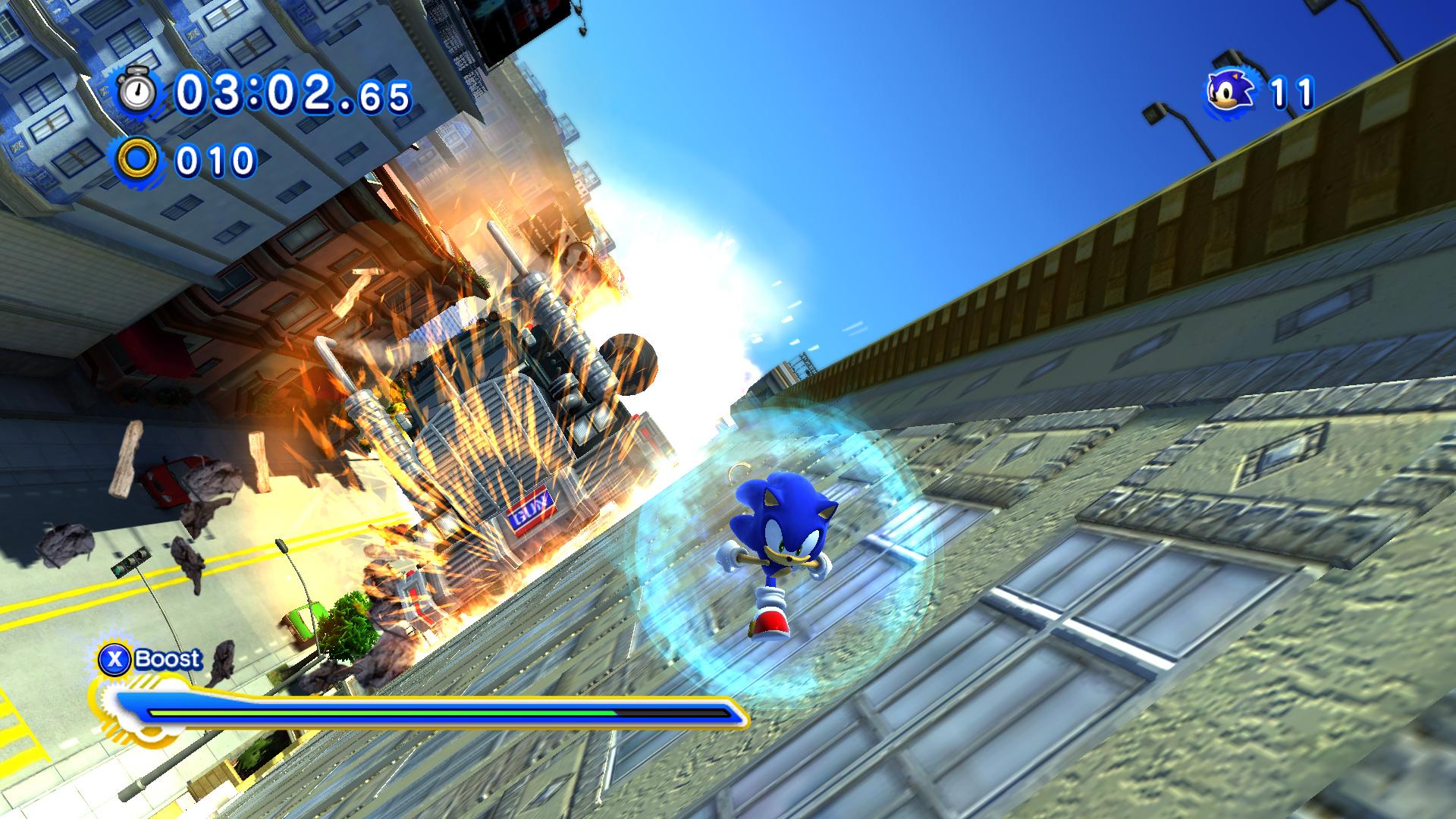 Sonic generations xbox 360 demo download | digiex.