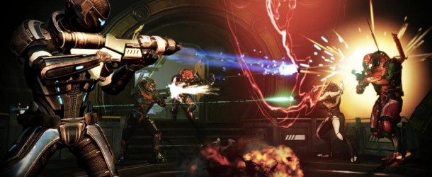 Mass Effect 3 Single Player Demo Impressions