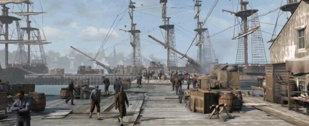 Assassin's Creed III Trailer Boasts Impressive Stats For New Engine AnvilNext