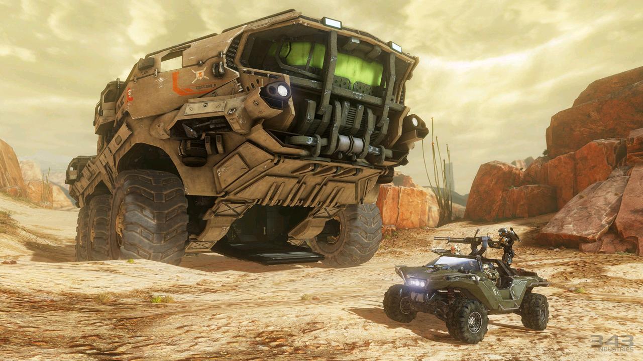 Screenshots Halo 4 Halo 4 Campaign Screenshot