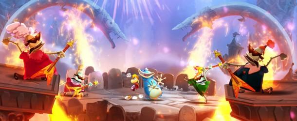 Rayman Legends delayed, goes multiplatform