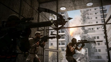 Battlefield 3 Aftermath Screenshot PC Xbox 360 PS3 DLC