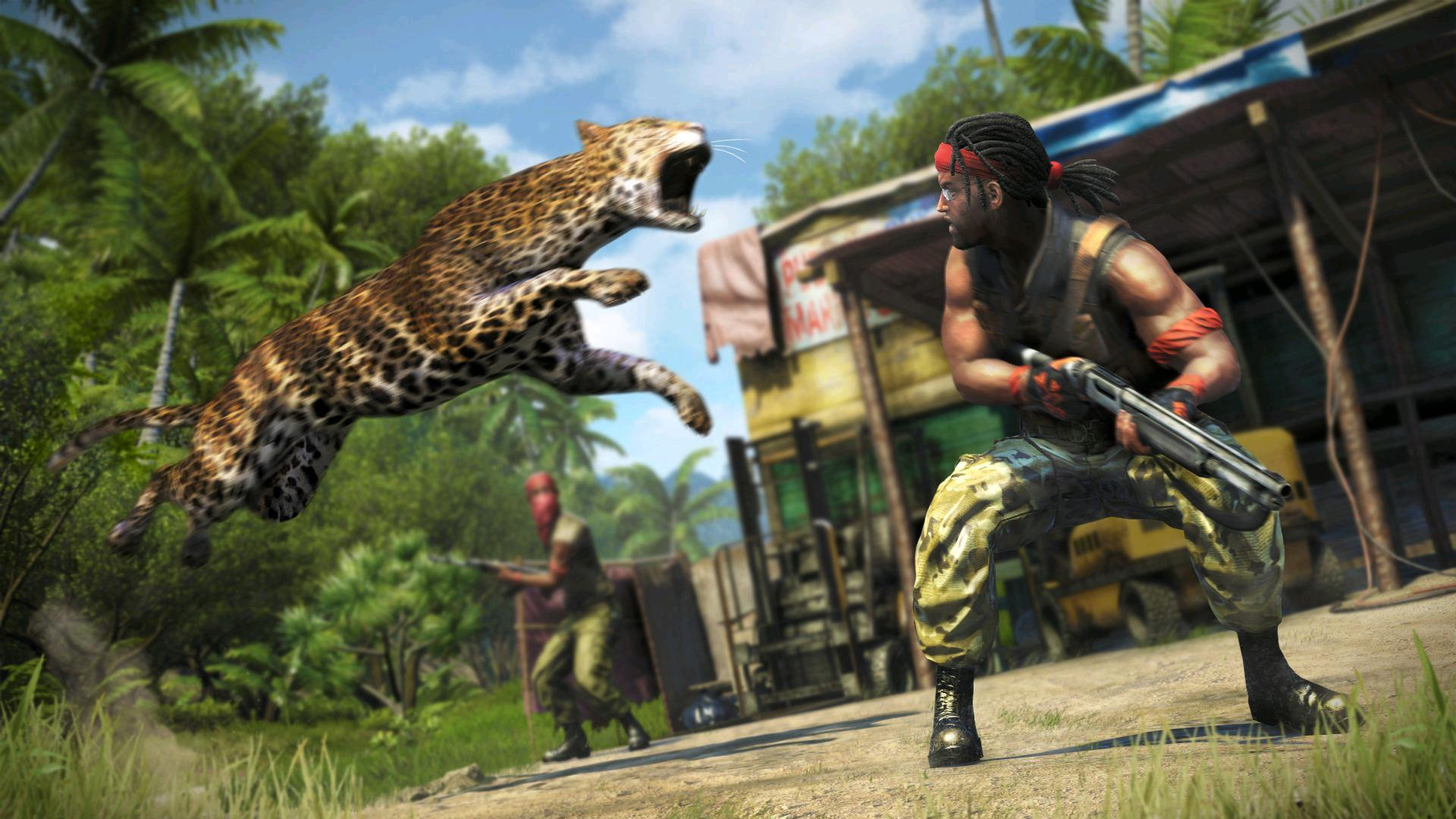 Far Cry 3 Outpost Tiger Attack The Reticule