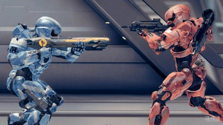 Halo 4 Multiplayer Matchmaking Screenshot