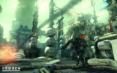 Hawken Screenshot Free to Play PC