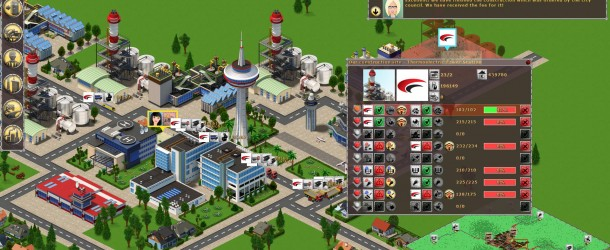 A Challenger Appears to SimCity