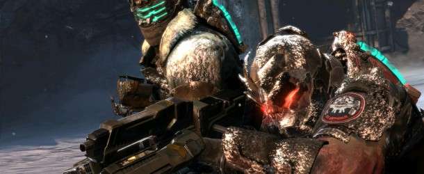 New Trailer Reveals That Dead Space 3 Has A Story