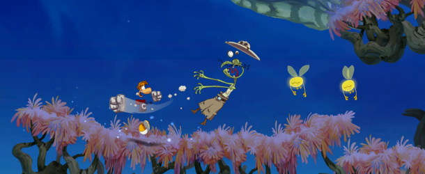 Mobile Gaming – Temple Run 2 and Rayman Jungle Run Mini Verdicts