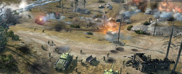 Company of Heroes 2 – Initial Battle Reports