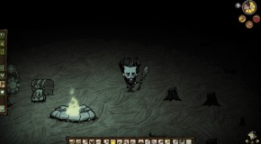 Don't Starve – First Thoughts