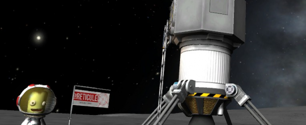 Lost In Space? An Idiot's Guide to Kerbal Space Program