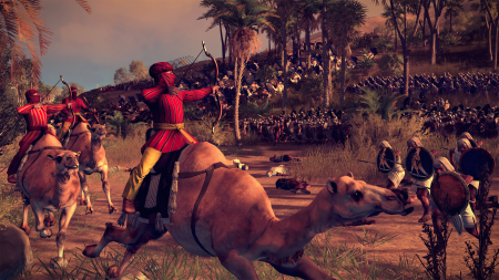 Rome II, but you knew that didn't you?