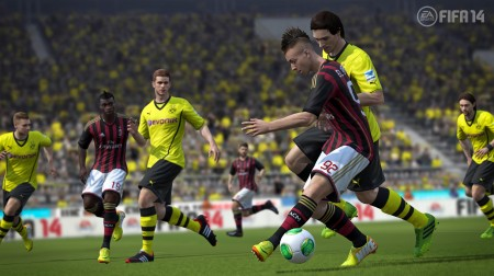 Fifa 14 Screenshot September 27th 2013 Release Date Schedule