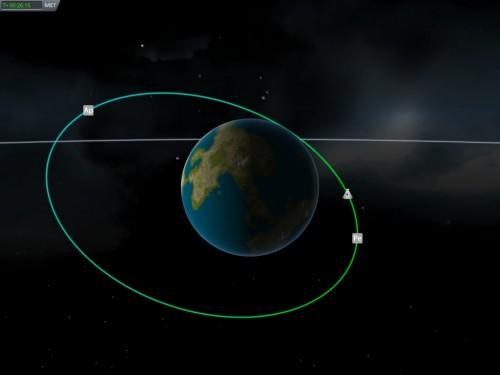 ksp-orbit