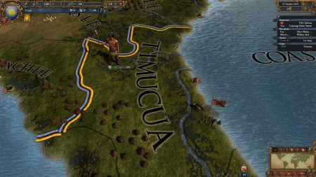 Europa Universalis IV Conquest of Paradise Screenshot December release date