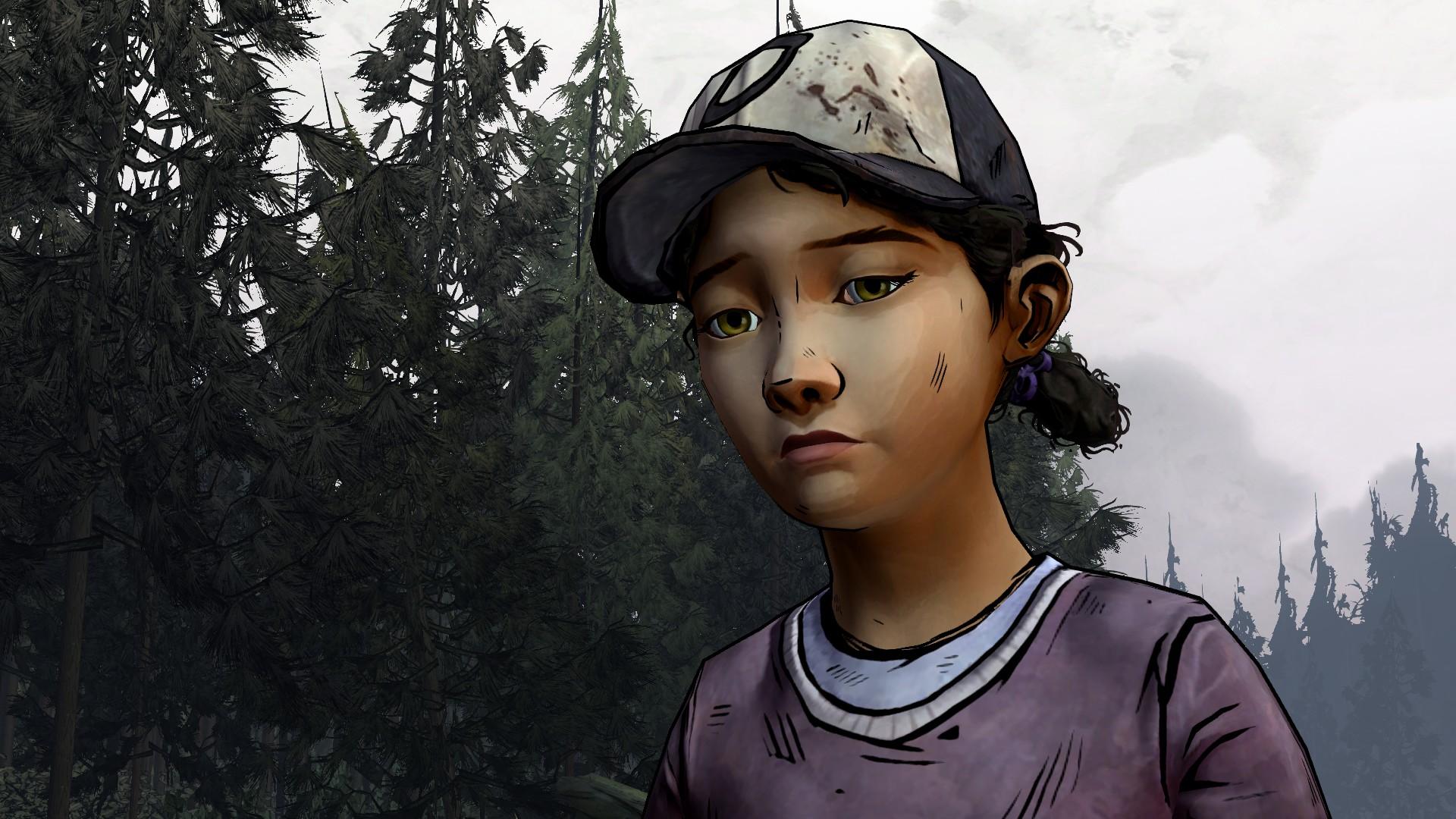 Clementine The Walking Deadseason 2 Minecraft Skin