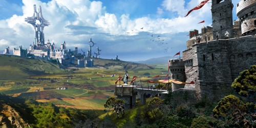 Unsung Story Medieval Fortresses Concept Art
