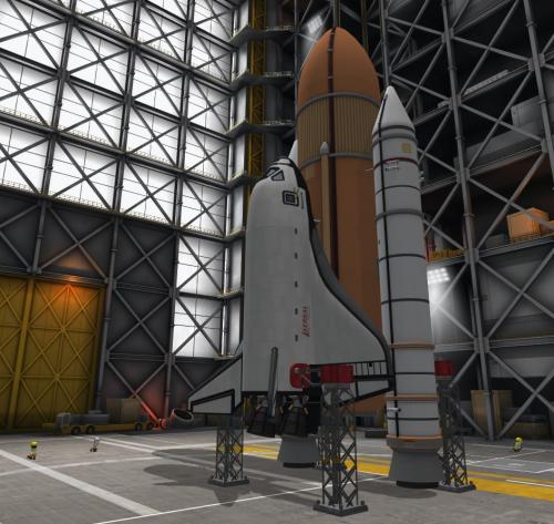 space shuttle mod for ksp - photo #28