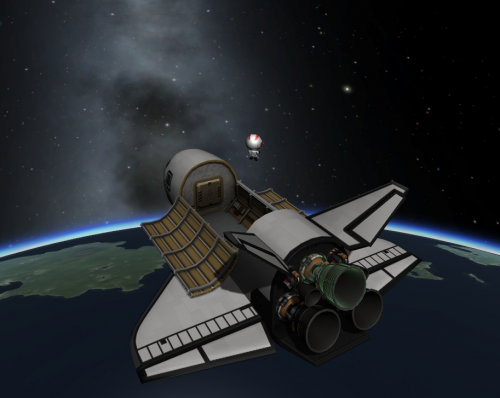 kerbal space program shuttle designs - photo #22