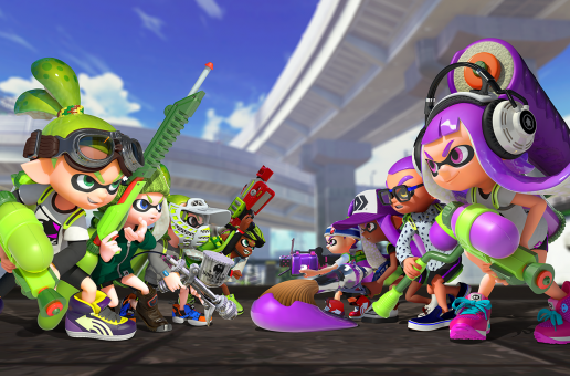 Five Things I Want To See in Splatoon