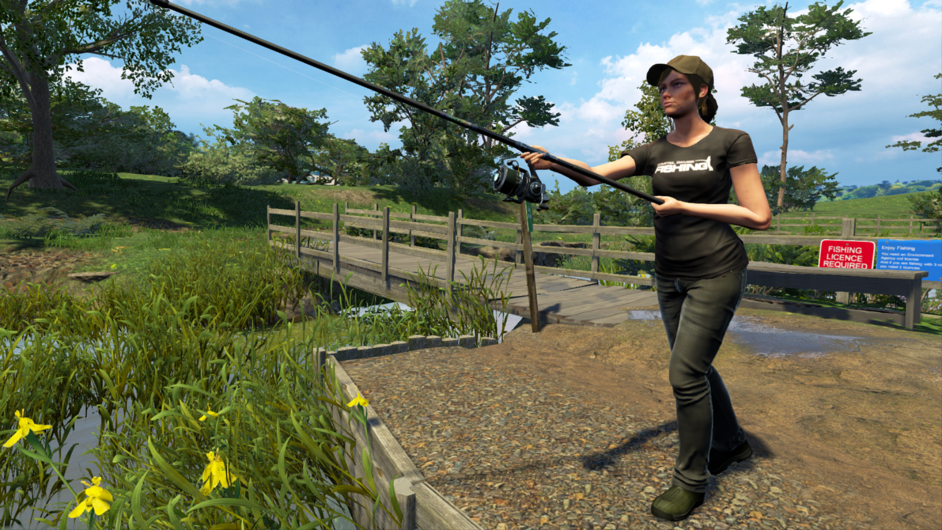 Dovetail games fishing moves to closed beta the reticule for Dovetail games fishing