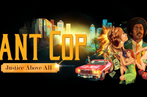 EGX Hands On – Giant Cop
