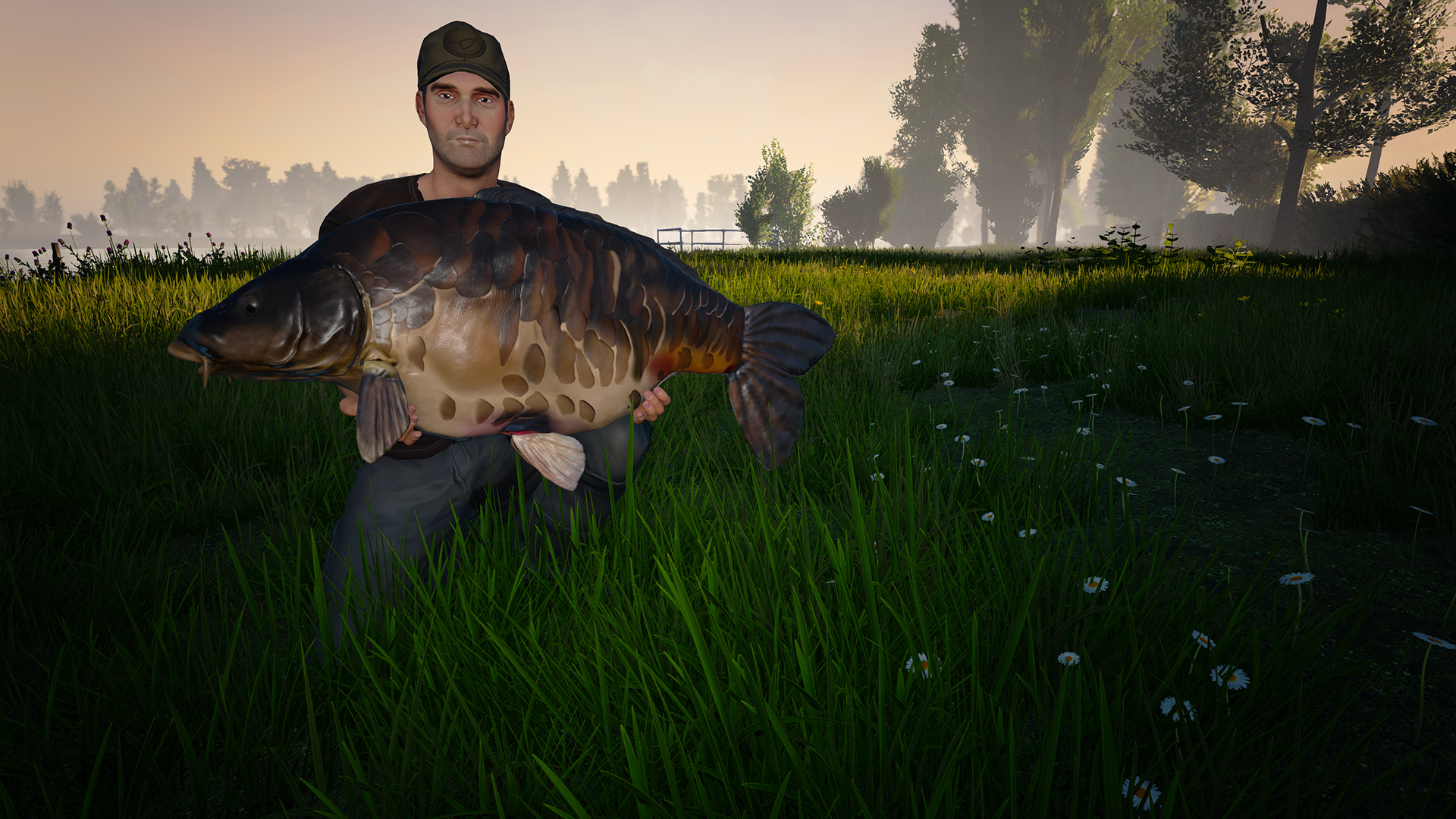 Dovetail games fishing moves to closed beta the reticule for Carp fishing games