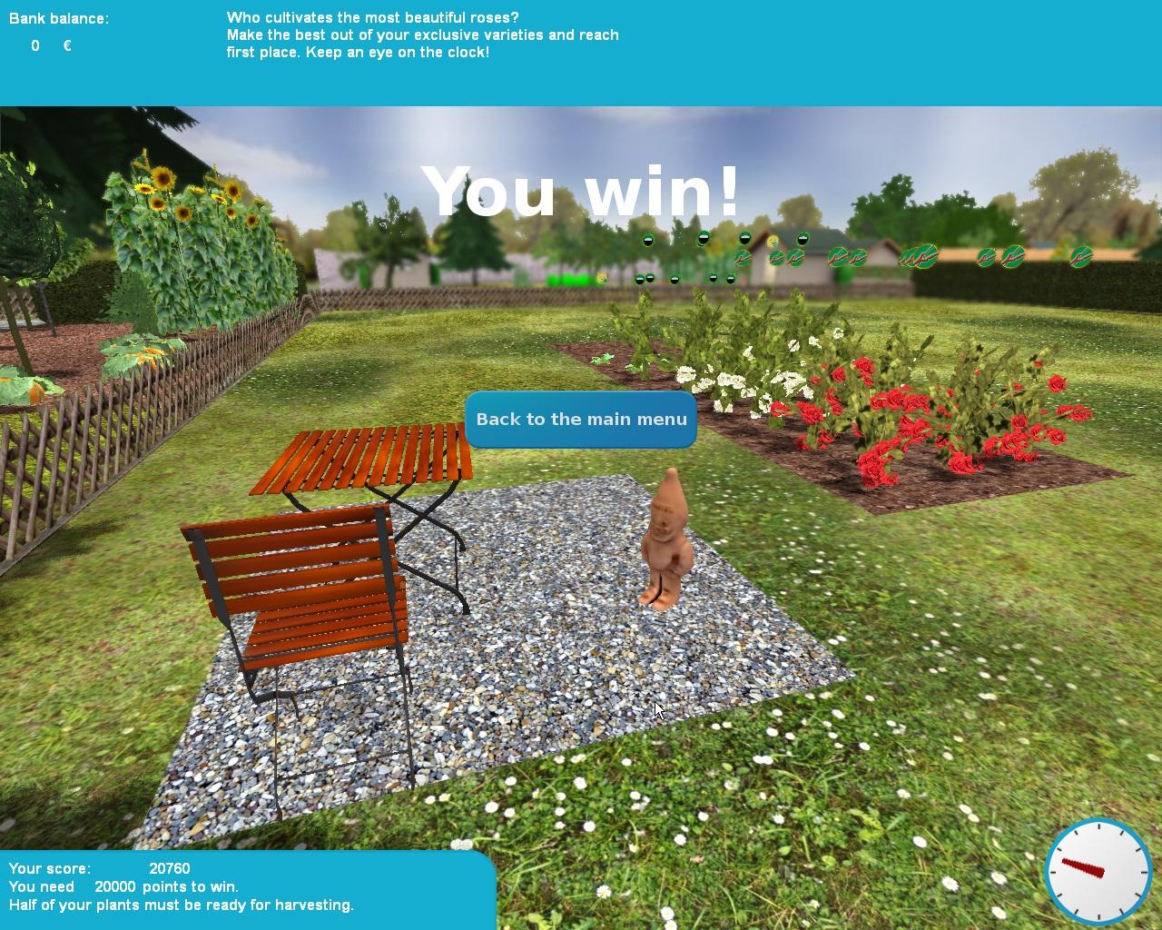 Garden Simulator The Verdict The Reticule