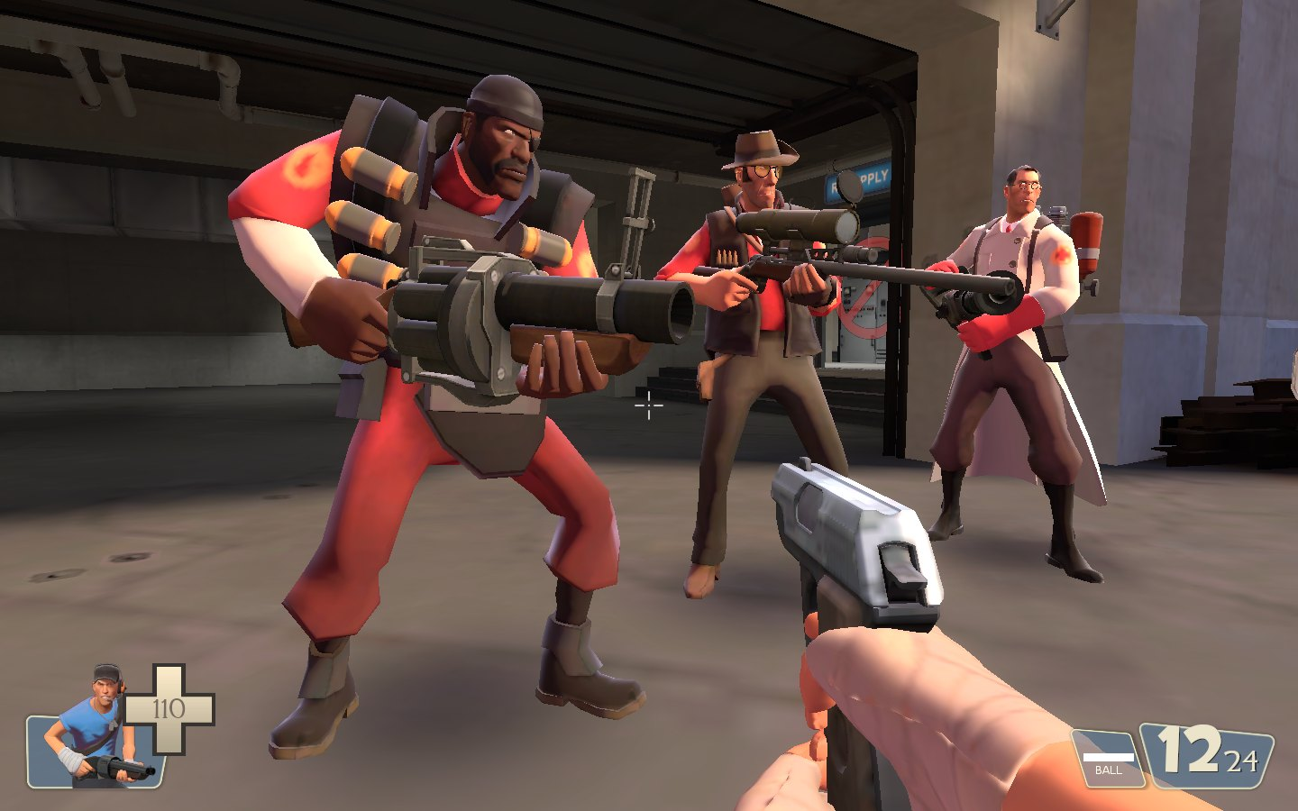 Let's whine about hats: TF2 is going too far | The Reticule